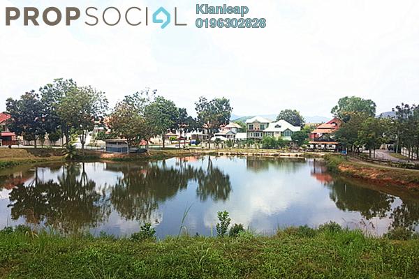 Bungalow For Sale in Rasah Kemayan, Seremban 2 Freehold Semi Furnished 4R/4B 628k