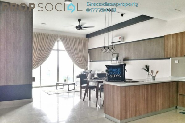 Serviced Residence For Rent in Palazio, Tebrau Freehold Fully Furnished 3R/2B 1.98k