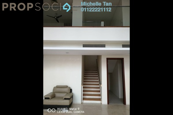Duplex For Rent in Dua Residency, KLCC Freehold Semi Furnished 5R/6B 12k
