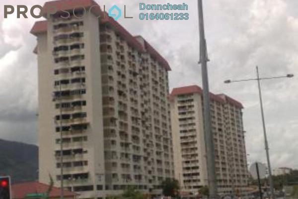 Condominium For Rent in Taman Lone Pine, Farlim Freehold Semi Furnished 3R/2B 800translationmissing:en.pricing.unit