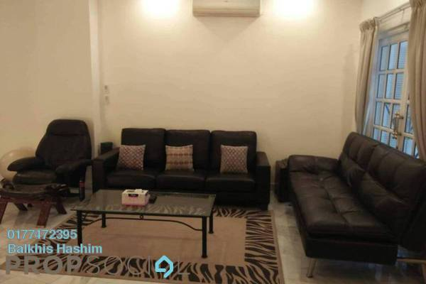 Terrace For Sale in TTDI Hills, TTDI Freehold Fully Furnished 4R/3B 1.99m