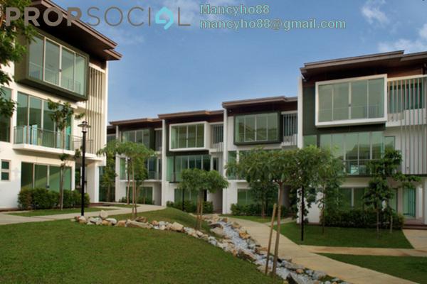 Terrace For Sale in Symphony Hills, Cyberjaya Freehold Semi Furnished 4R/4B 1.15m