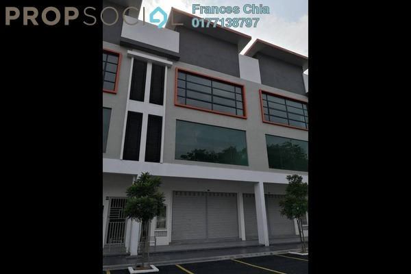 Shop For Rent in Kajang East, Semenyih Freehold Unfurnished 0R/0B 4.5k