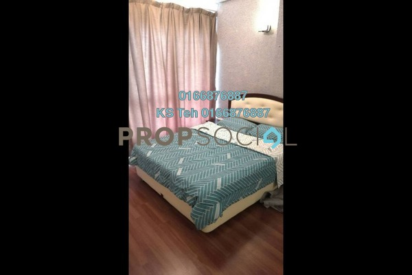 Apartment For Rent in Casa Mutiara, Pudu Freehold Fully Furnished 1R/1B 1.9k