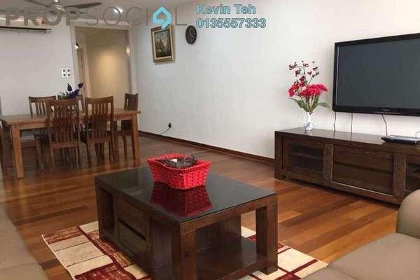 Condominium For Sale in Mont Kiara Pelangi, Mont Kiara Freehold Fully Furnished 3R/2B 1.1m