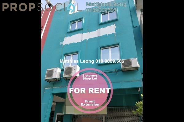 Shop For Rent in Putra Point Commercial Centre, Putra Heights Freehold Semi Furnished 0R/6B 8k