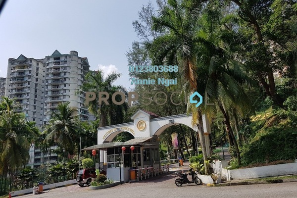Condominium For Rent in Venice Hill, Batu 9 Cheras Freehold Fully Furnished 3R/0B 1.3k
