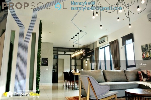 Bungalow For Sale in Kingsley Hills, Putra Heights Freehold Semi Furnished 6R/5B 2.6m