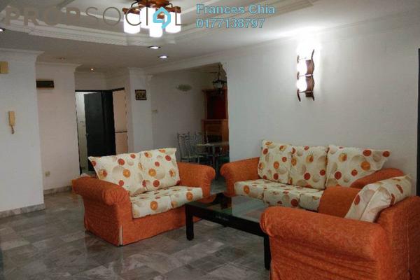 Condominium For Rent in Endah Villa, Sri Petaling Freehold Fully Furnished 3R/2B 1.7k