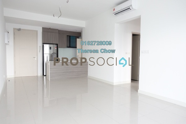 Serviced Residence For Sale in V Residence 2 @ Sunway Velocity, Cheras Freehold Semi Furnished 2R/2B 1.05m
