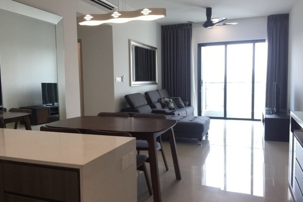 Serviced Residence For Rent in V Residence 2 @ Sunway Velocity, Cheras Freehold Fully Furnished 2R/2B 3.3k