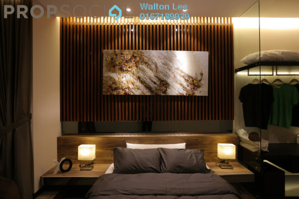 Condominium For Rent in D'Sands Residence, Old Klang Road Freehold Unfurnished 3R/2B 2k