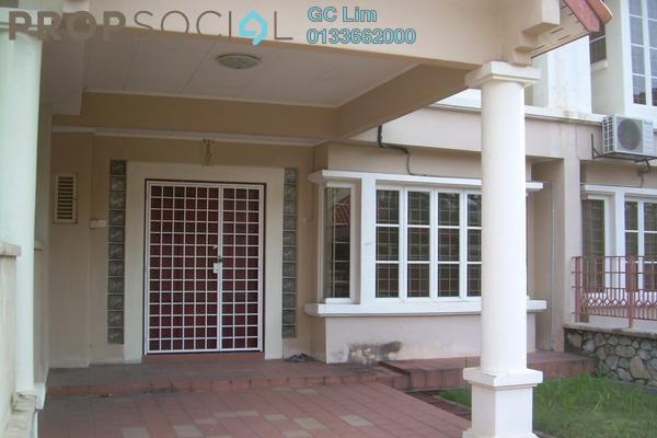 Terrace For Rent in Mutiara Homes, Mutiara Damansara Freehold Unfurnished 4R/3B 2.5k