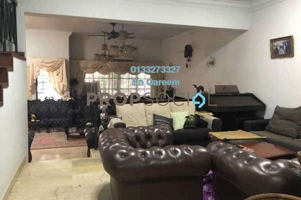 Terrace For Sale in Lagenda 1, Bukit Jelutong Freehold Semi Furnished 5R/3B 779k