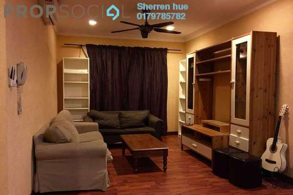 Condominium For Rent in Metropolitan Square, Damansara Perdana Freehold Fully Furnished 3R/2B 2k