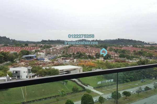 Condominium For Sale in Paragon 3, Bandar Putra Permai Freehold Semi Furnished 4R/3B 620k