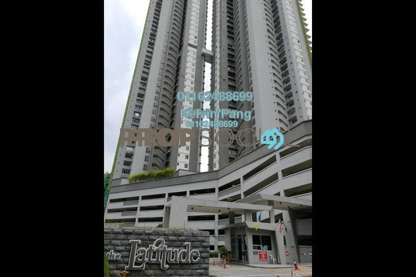 Condominium For Sale in The Latitude, Tanjung Tokong Freehold Fully Furnished 3R/2B 830k