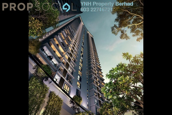 Serviced Residence For Sale in Kiara 163, Mont Kiara Freehold unfurnished 1R/1B 562k