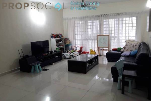 Condominium For Sale in Angkupuri, Mont Kiara Freehold Fully Furnished 3R/2B 780k