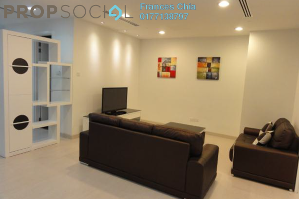 Condominium For Rent in Binjai 8, KLCC Freehold Fully Furnished 1R/1B 3.2k