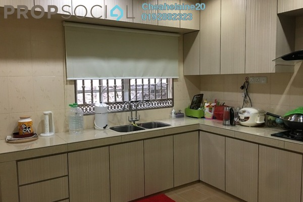 Terrace For Sale in Villa Damansara, Kota Damansara Freehold Semi Furnished 4R/3B 1.35m