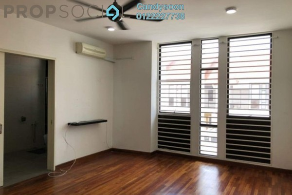 Terrace For Rent in Damai Suria, Ampang Hilir Freehold Semi Furnished 4R/5B 2.6k