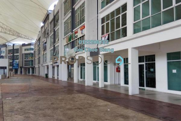 Shop For Rent in Boulevard Business Park, Jalan Ipoh Freehold Unfurnished 0R/2B 2.5k