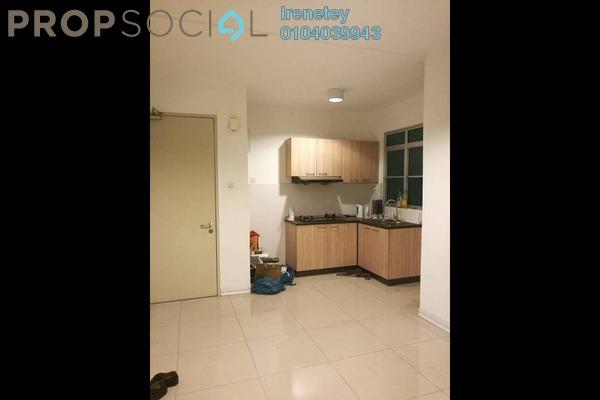 Condominium For Sale in Kiara Residence, Bukit Jalil Freehold Semi Furnished 3R/2B 600k
