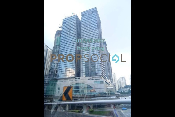 Office For Sale in KL Gateway, Bangsar South Freehold Unfurnished 0R/0B 5.02m
