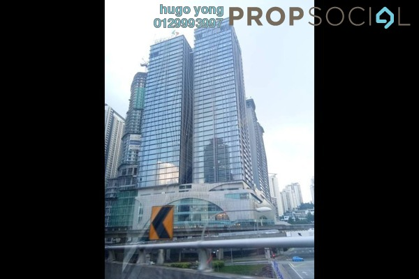 Office For Rent in KL Gateway, Bangsar South Freehold Unfurnished 0R/0B 29.5k
