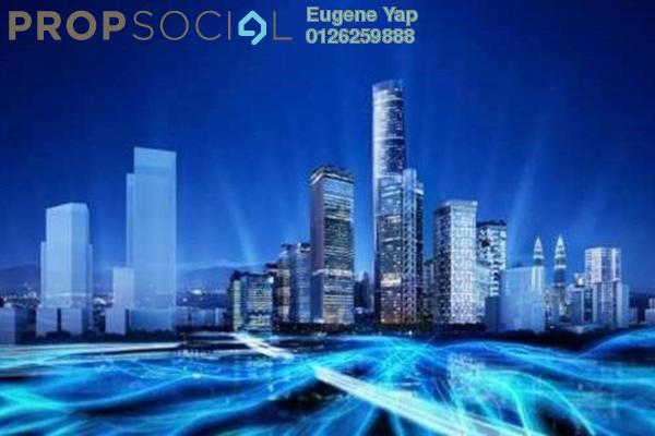 For Sale Condominium at Agile, Bukit Bintang Freehold Semi Furnished 2R/1B 1.05m