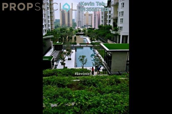 Condominium For Rent in Hijauan Kiara, Mont Kiara Freehold Fully Furnished 3R/4B 6.5k