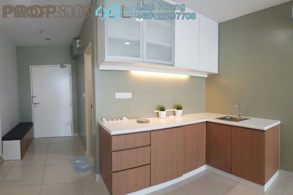 For Rent Condominium at Atria, Damansara Jaya Freehold Fully Furnished 1R/1B 2k