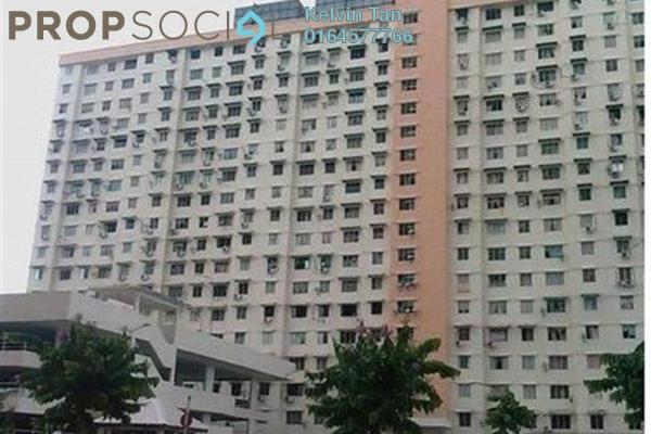 Apartment For Rent in Sri Wangsaria, Bangsar Freehold Unfurnished 3R/2B 700translationmissing:en.pricing.unit