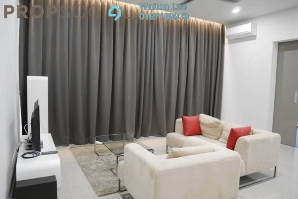 Condominium For Rent in Twin Arkz, Bukit Jalil Freehold Semi Furnished 3R/2B 3.5k