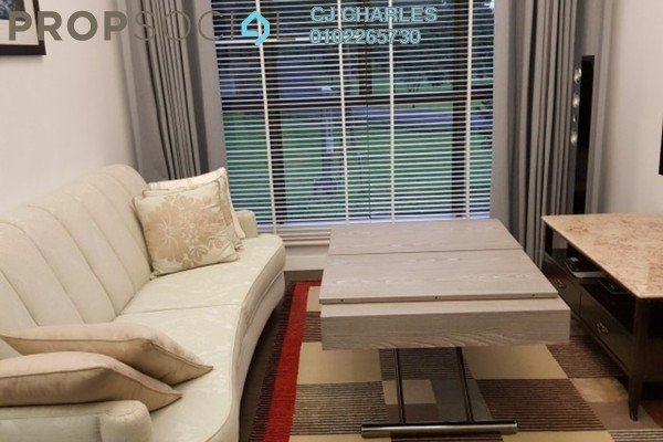 Condominium For Sale in Gateway Kiaramas, Mont Kiara Freehold Semi Furnished 1R/1B 500k