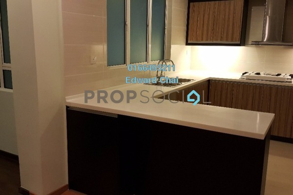 Condominium For Sale in Ritze Perdana 2, Damansara Perdana Freehold Semi Furnished 0R/1B 490k