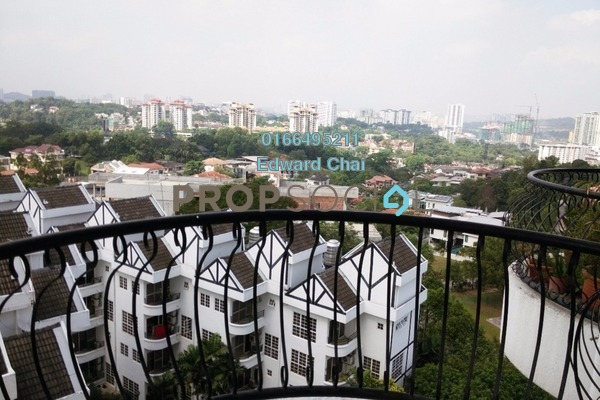 Condominium For Sale in Bukit Robson Condominium, Seputeh Freehold Fully Furnished 2R/2B 690k