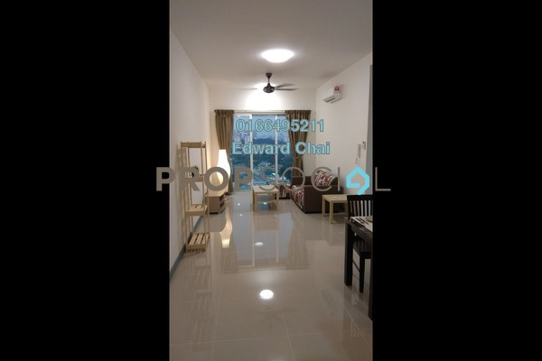 Condominium For Rent in Southbank Residence, Old Klang Road Freehold Semi Furnished 3R/2B 2.3k