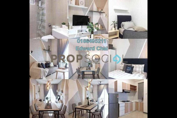 Condominium For Rent in Southbank Residence, Old Klang Road Freehold Fully Furnished 2R/2B 2.5k
