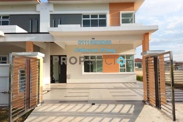 Semi-Detached For Sale in Taman Lagenda Putra, Kulai Freehold Unfurnished 4R/5B 860k