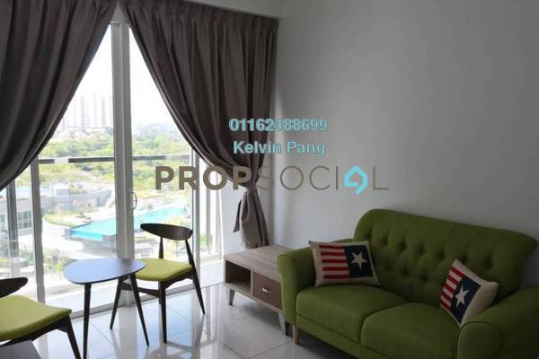 Condominium For Rent in Tropicana Bay Residences, Bayan Indah Freehold Fully Furnished 3R/2B 2.3k