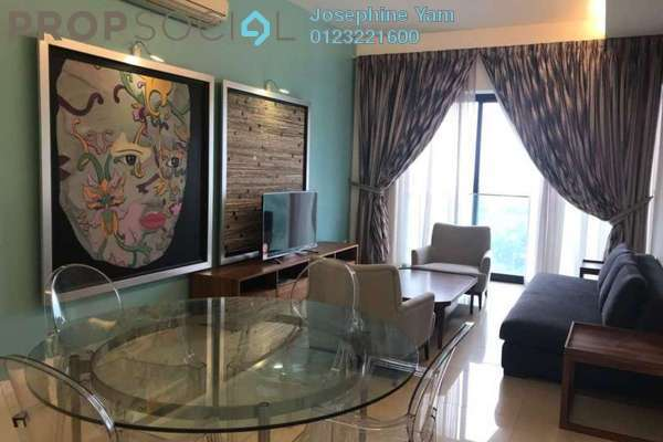 Condominium For Sale in The Horizon Residences, KLCC Freehold Fully Furnished 3R/2B 2.2m