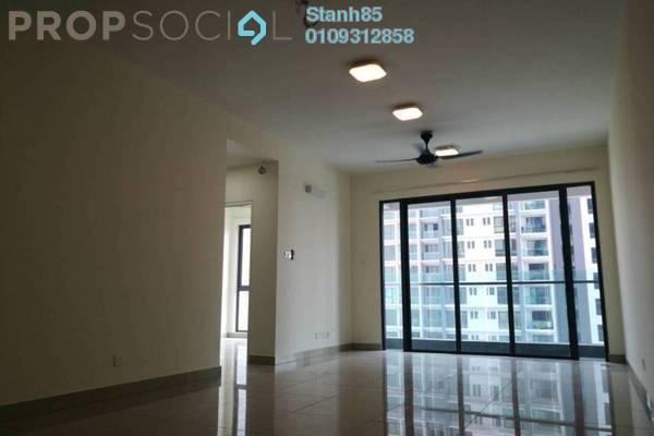 Condominium For Sale in Ascenda Residence @ SkyArena, Setapak Freehold Semi Furnished 3R/5B 598k