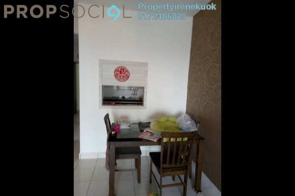 Condominium For Sale in Venice Hill, Batu 9 Cheras Freehold Fully Furnished 3R/2B 350k