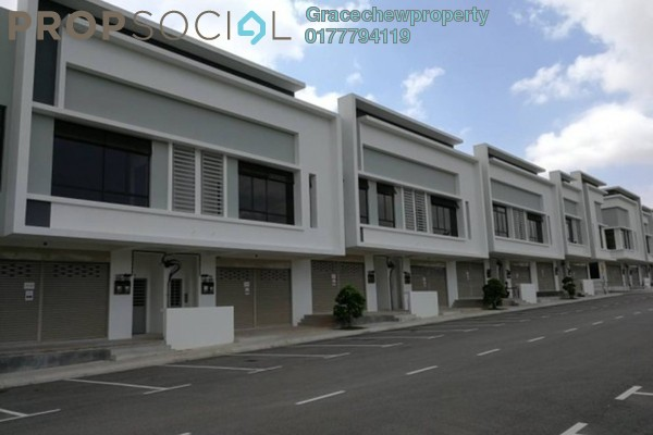 For Rent Shop at Horizon Tower, Tanjung Bungah Freehold Unfurnished 0R/0B 1.2k
