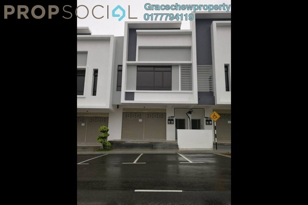 For Rent Shop at Horizon Tower, Tanjung Bungah Freehold Unfurnished 0R/0B 4.2k