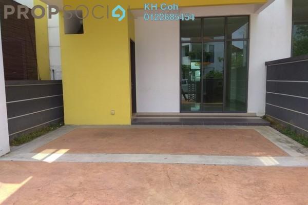 Superlink For Rent in Taman Ukay Bistari, Ukay Freehold Semi Furnished 5R/6B 3k