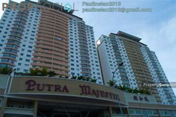 Condominium For Rent in Putra Majestik, Sentul Freehold Fully Furnished 4R/2B 2.4k