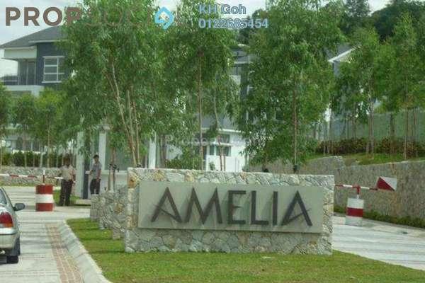 Superlink For Rent in Amelia, Desa ParkCity Freehold Semi Furnished 3R/4B 4.8k